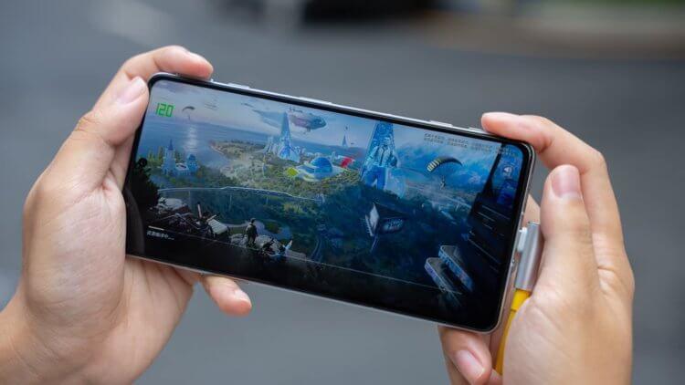 Redmi K40 Gaming Edition — именно таким должен быть игровой смартфон
