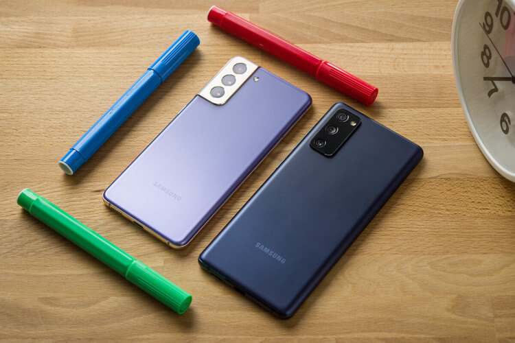 Samsung Galaxy S21 FE