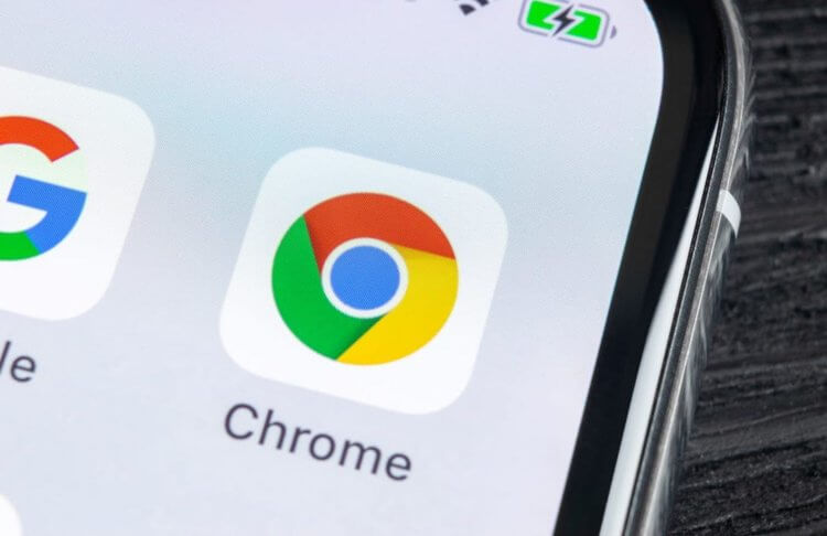 Chrome для iOS