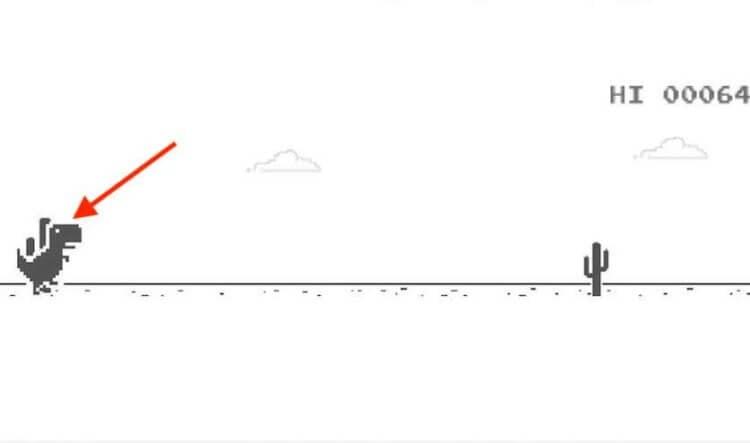 Читы на динозаврика в Google Chrome: скорость и бессмертие