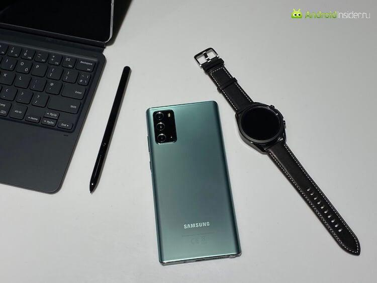 Что будет с Galaxy Note, после отказа Samsung от его выпуска