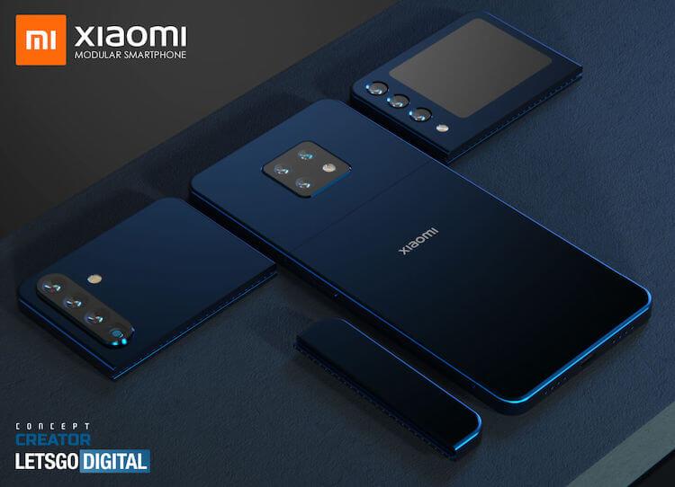 Модульный Xiaomi