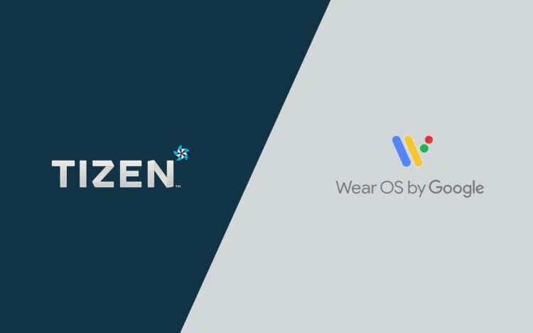 Wear OS - Tizen OS