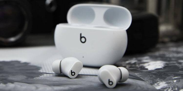 Beats Buds Studio
