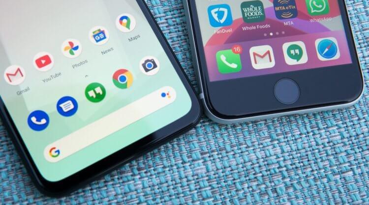 Как Apple планирует переманивать пользователей Android на iOS