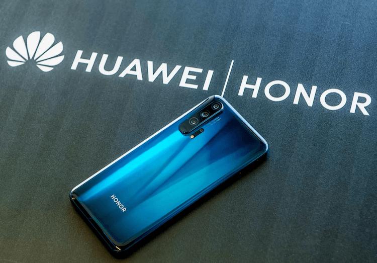 Huawei и honor