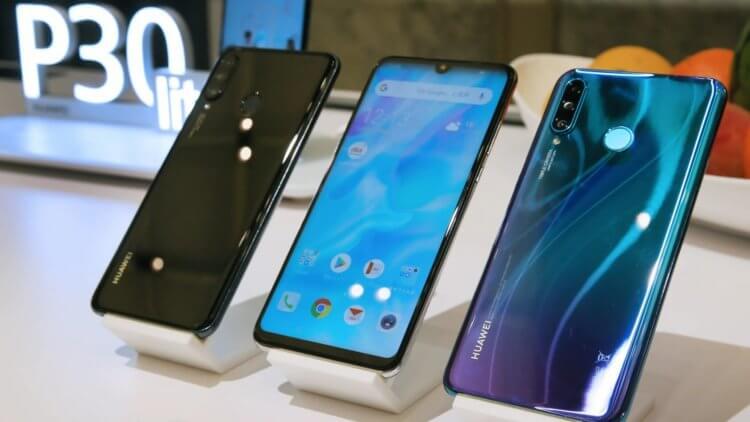 Huawei обновит даже старые смартфоны Honor до Harmony OS