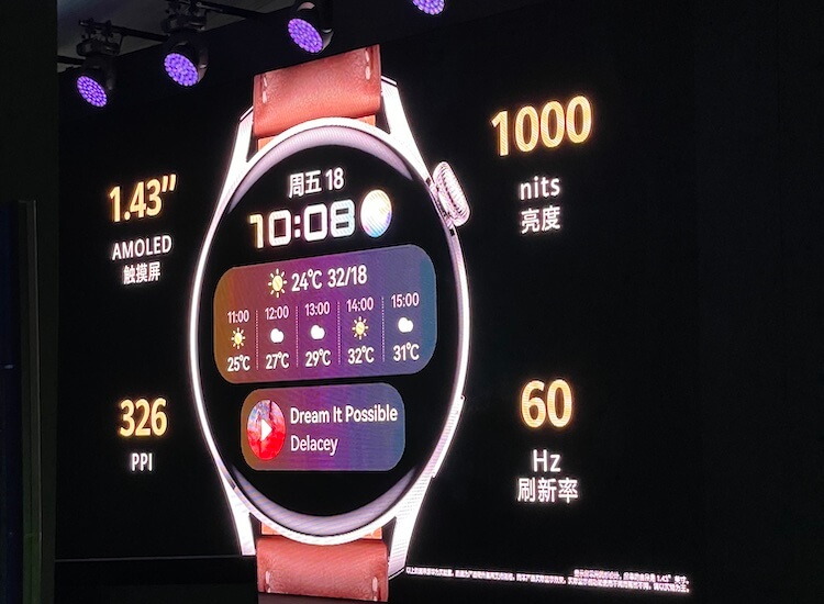Huawei представила новые FreeBuds 4, Watch 3 и супер-планшет MatePad Pro