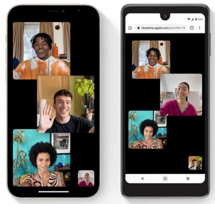 Apple показала, с какими Android-смартфонами может конкурировать iPhone