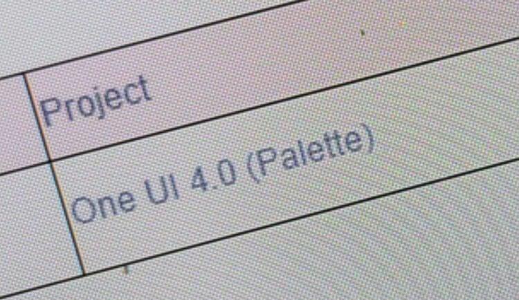 One UI 4.0