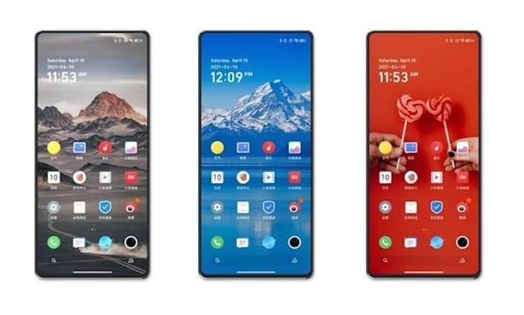 Xiaomi Mi Mix 4 получит подэкранную камеру. Когда ждать?