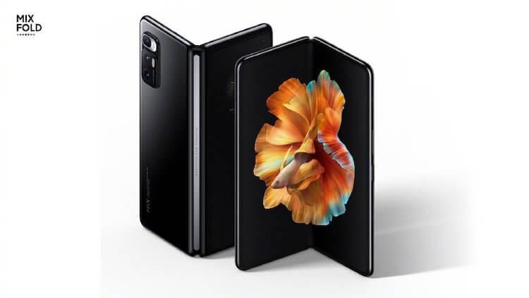 Xiaomi может выпустить еще один складной телефон до конца года