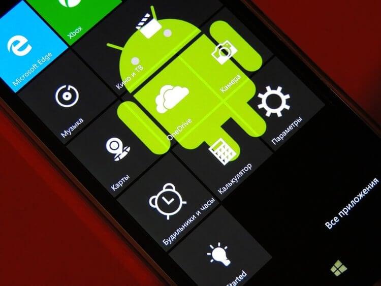 Почему Android пережил Windows Phone?