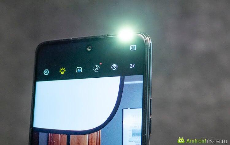 Наверное, это самый красивый бюджетный телефон