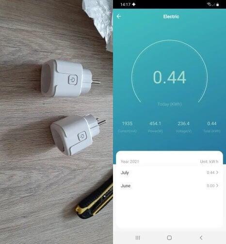 приложение для умной зарядки