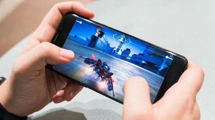 Портится ли телефон от игр