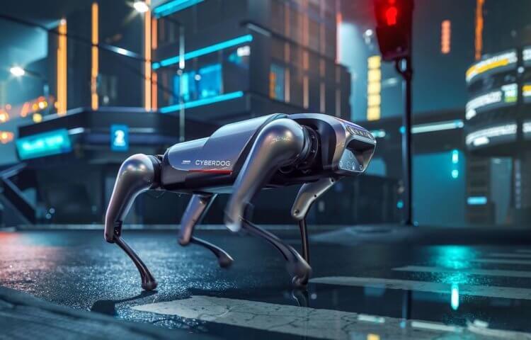 Xiaomi «вторглась» на территорию Boston Dynamics и выпустила крутого робота