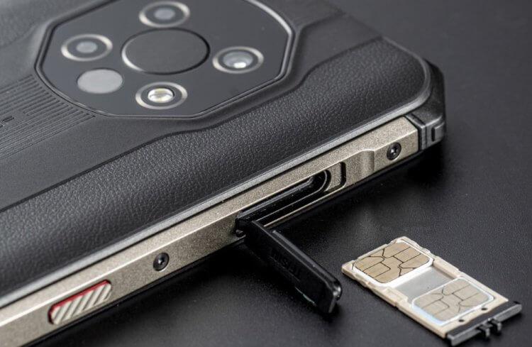 Защищённый телефон