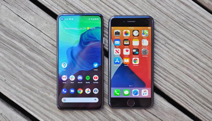 5 фишек, которые мне нравятся в iPhone больше, чем в Android