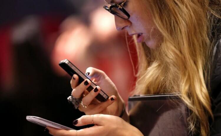 Как смартфон влияет на мозг человека