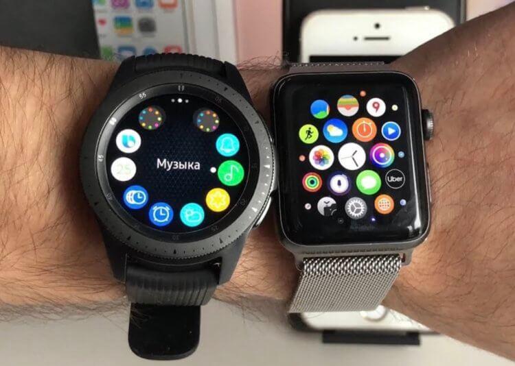 Чем Samsung Galaxy Watch 4 отличаются от Galaxy Watch 3