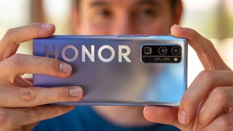 Смартфоны Honor
