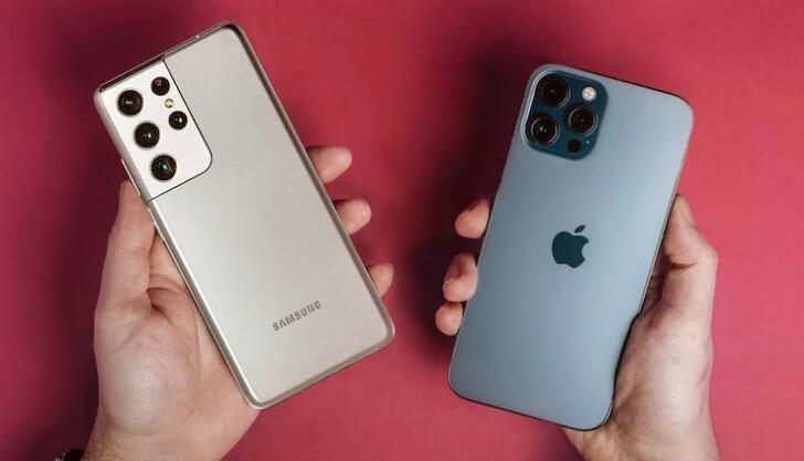 Если у людей есть деньги, они покупают iPhone. Вот пруф