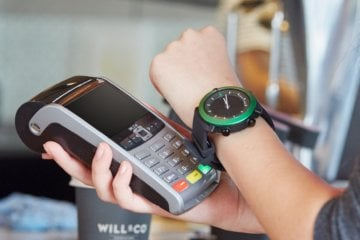 Платеж по NFC