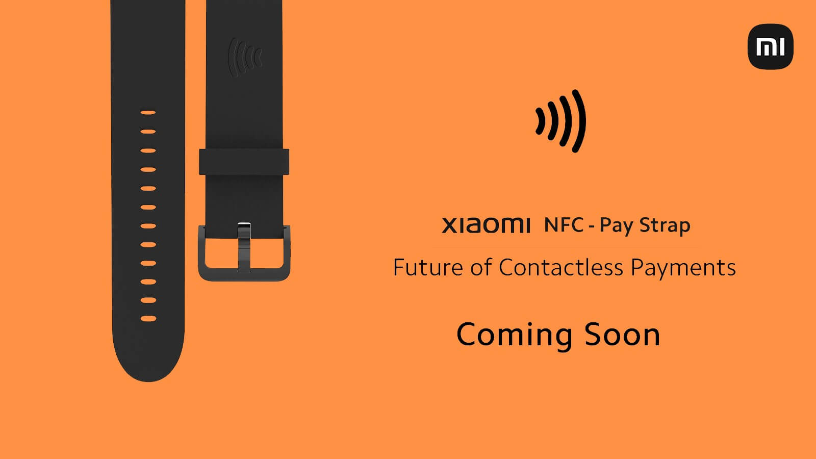 NFC Pay Strap