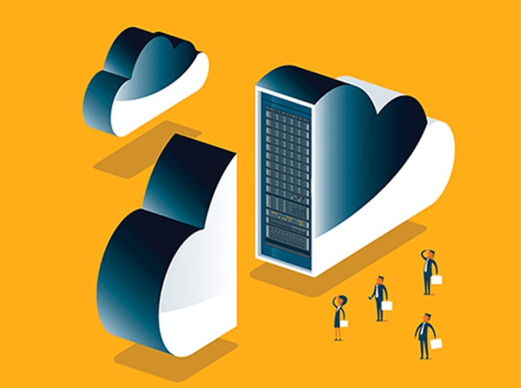 SSD диск против облака: где хранить информацию