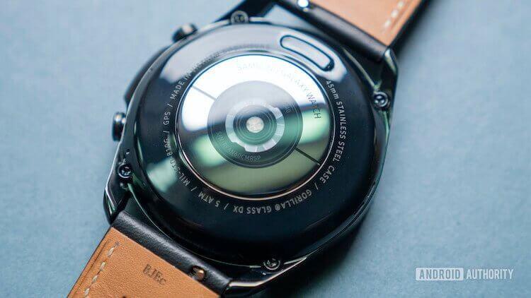 Samsung Galaxy Watch могут помочь в контроле серьёзных заболеваний