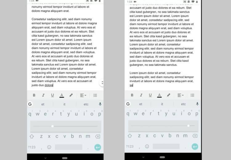 Фишки клавиатуры Gboard для Android, о которых вы точно не знали