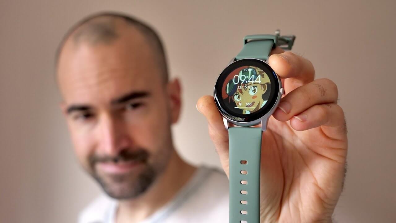 Часы Imilab