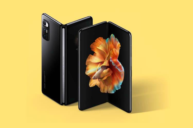 Раскрыты характеристики нового складного смартфона от Xiaomi